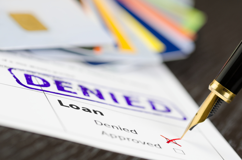 Denied on Your Mortgage Application, Now What? - Source Mortgage Centre - Alberta Mortgage Brokers - Featured Image