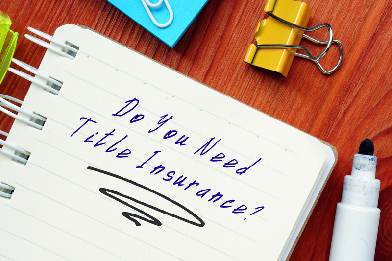 Should You Buy Title Insurance? - Source Mortgage Centre - Mortgage Brokers Alberta - Featured Image
